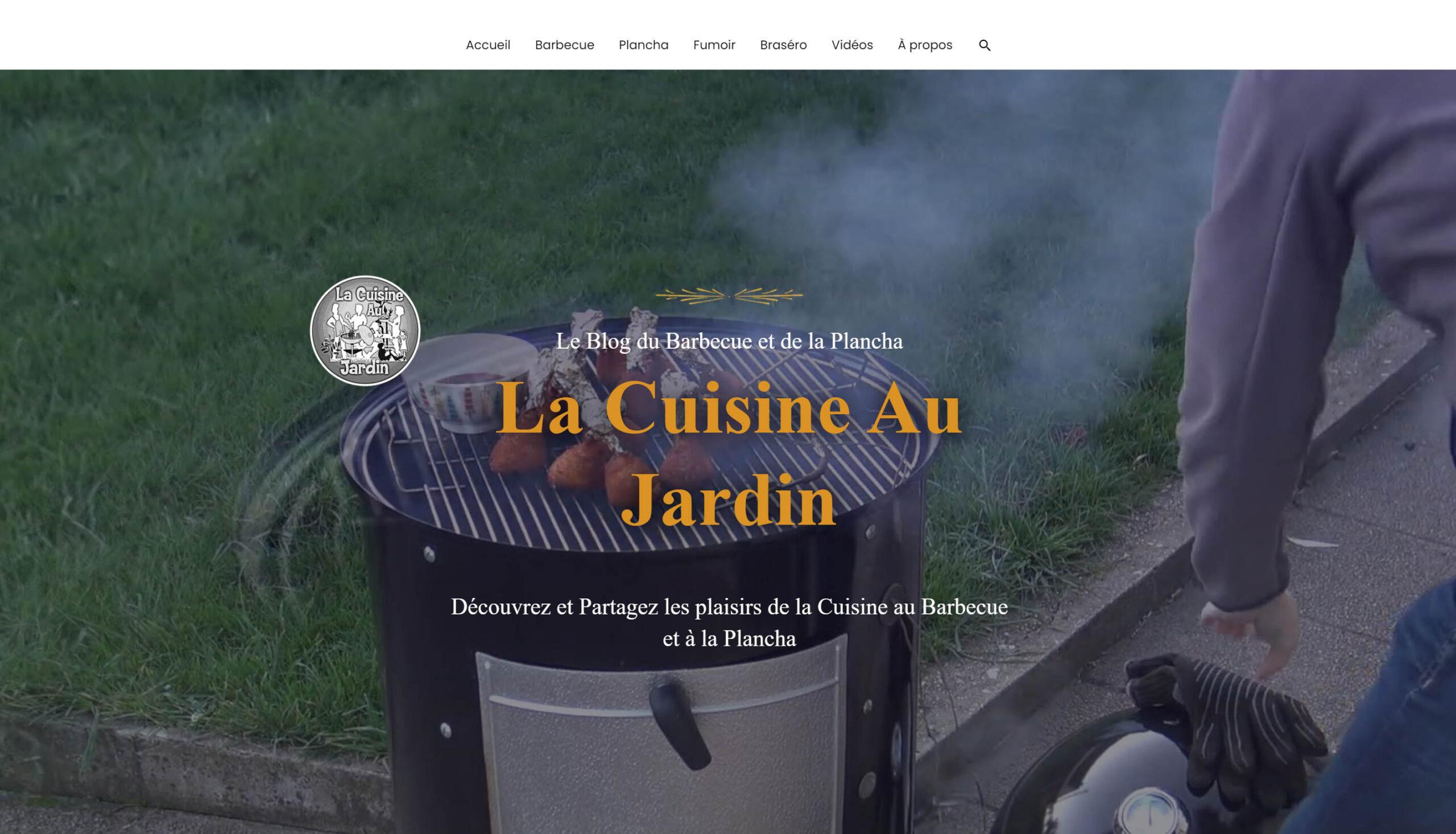 Site barbecue et plancha