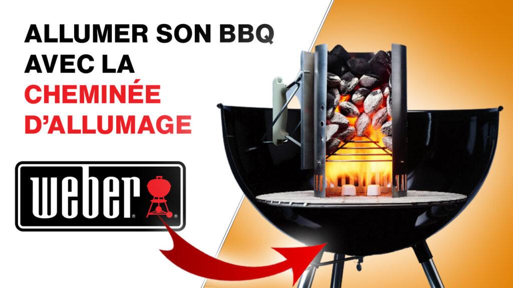 Miniature Youtube aller son barbecue à la cheminée d'allumage création singulière